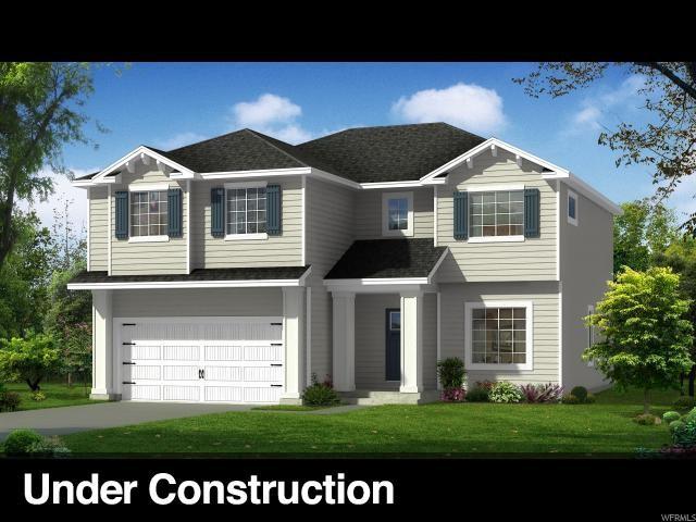 346 E 170 N 66W, Vineyard, UT 84059 (#1576907) :: Colemere Realty Associates