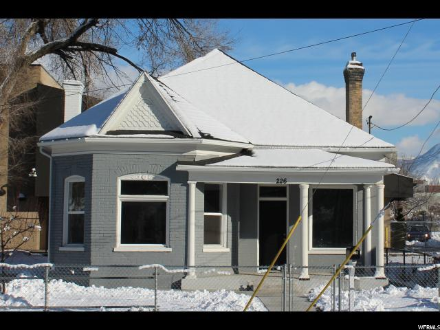 226 N 800 W, Salt Lake City, UT 84116 (#1576986) :: Exit Realty Success