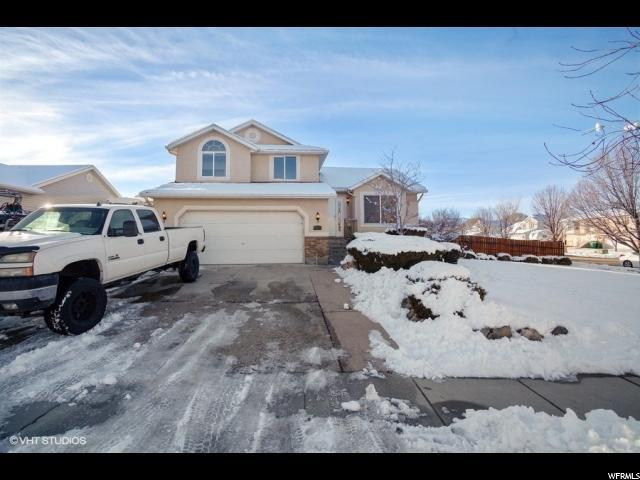 13924 S Haystack Peak Cir W, Riverton, UT 84096 (#1576998) :: Exit Realty Success