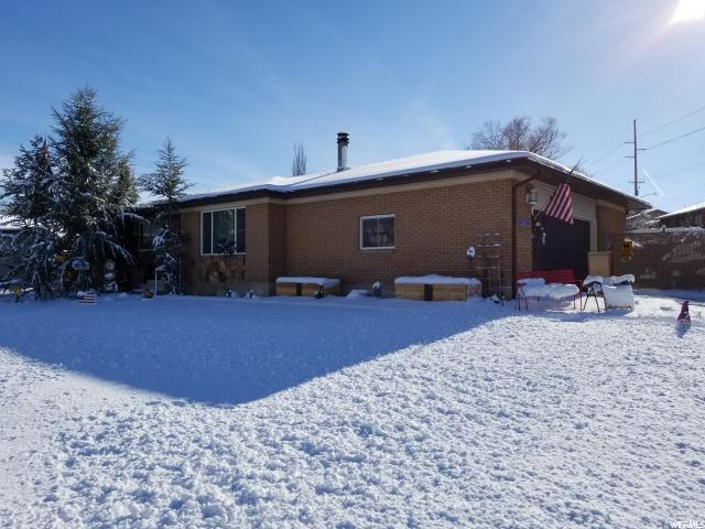 2667 W Kamas Dr S, Taylorsville, UT 84129 (#1577036) :: Red Sign Team