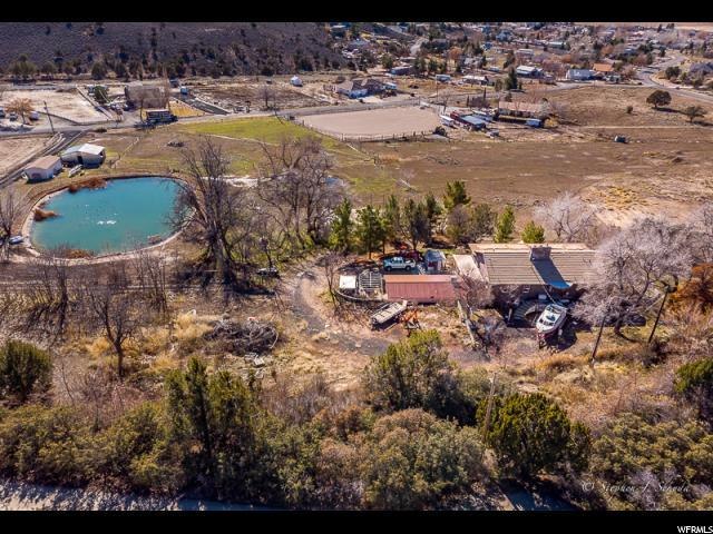 8588 N Diamond Ridge Dr, Diamond Valley, UT 84770 (#1577038) :: Colemere Realty Associates