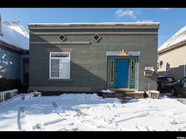 246 S Iowa St, Salt Lake City, UT 84102 (#1577068) :: Exit Realty Success