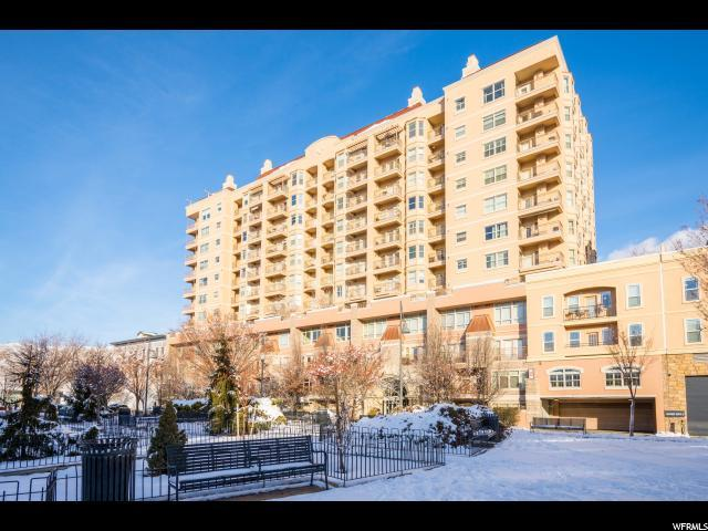 5 S 500 W #305, Salt Lake City, UT 84101 (#1577087) :: The Fields Team