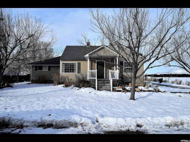 5780 W 6400 N, Tremonton, UT 84337 (#1577096) :: Colemere Realty Associates