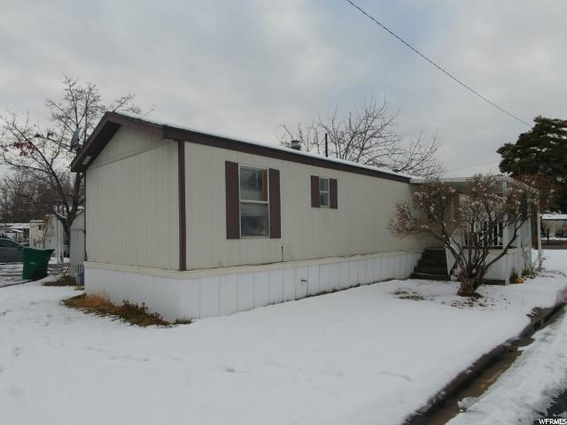 705 S Redwood Road Rd W #21, Salt Lake City, UT 84104 (#1577107) :: Colemere Realty Associates