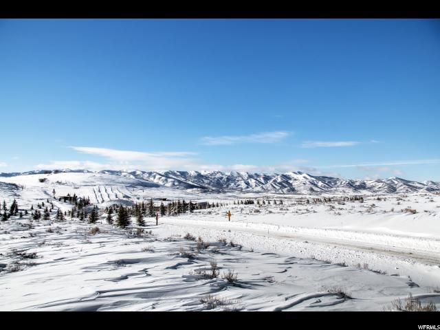 6704 Painted Valley Pass, Park City, UT 84098 (MLS #1577166) :: High Country Properties
