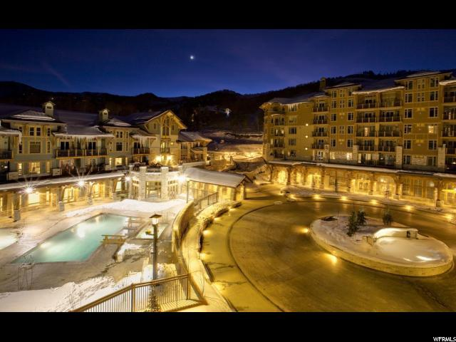 3558 N Escala Ct #347, Park City, UT 84098 (MLS #1577197) :: High Country Properties