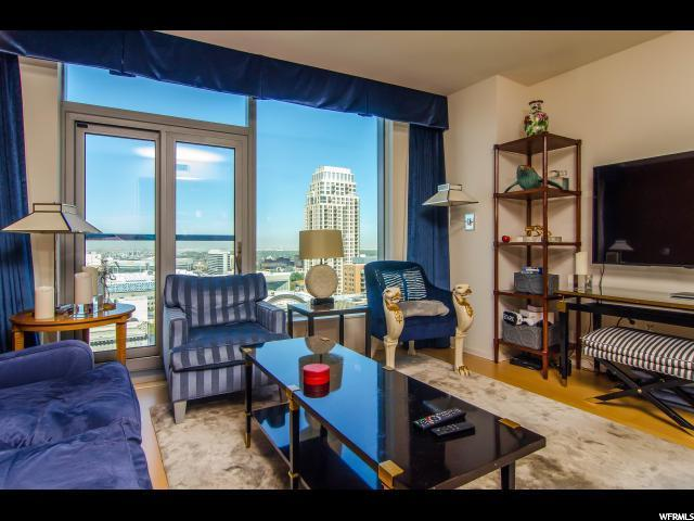 35 E 100 S #1401, Salt Lake City, UT 84111 (#1577261) :: Big Key Real Estate