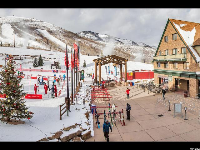 1401 Lowell Ave #27, Park City, UT 84060 (#1577378) :: Powerhouse Team | Premier Real Estate