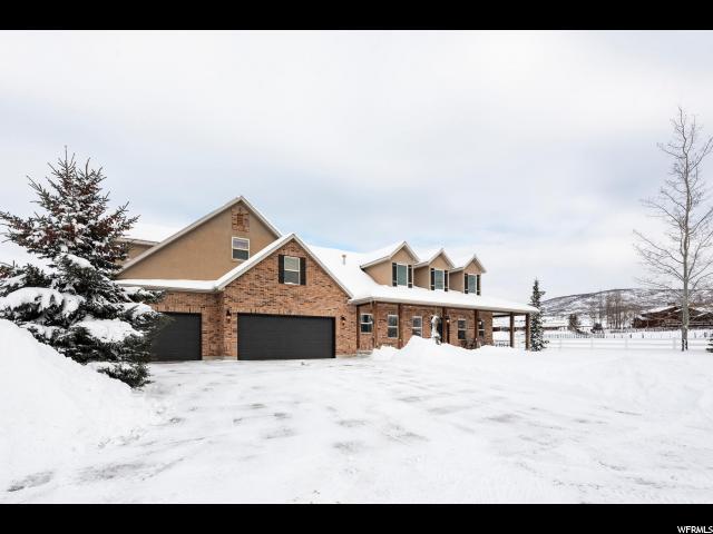 5705 N Starr Ln, Oakley, UT 84055 (MLS #1577422) :: High Country Properties