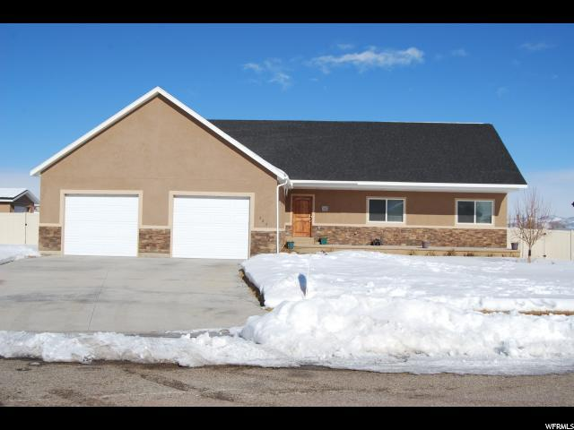 303 E 2900 S, Naples, UT 84078 (#1577444) :: The Fields Team