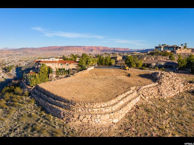 509 E Cliff Point Dr, St. George, UT 84790 (#1577454) :: The Fields Team