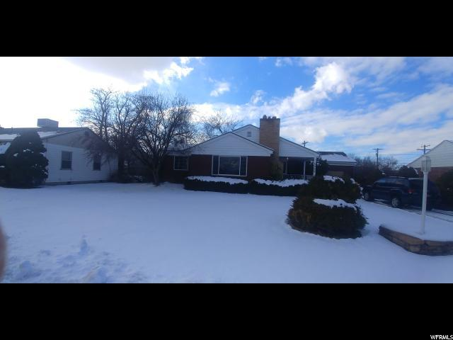 4882 Plymouth View Dr, Salt Lake City, UT 84123 (#1577487) :: Red Sign Team