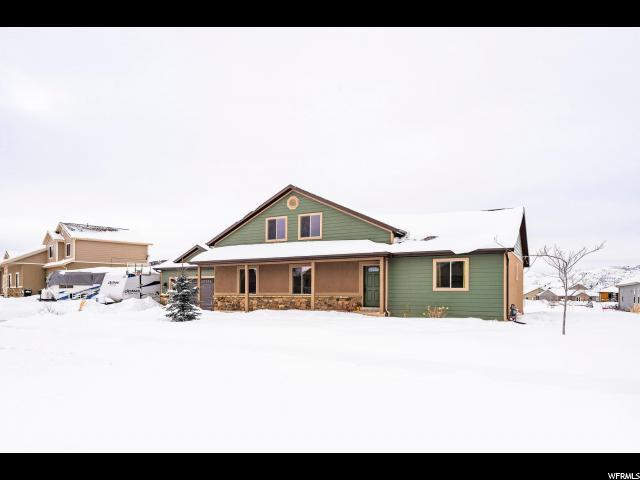 318 River Bluffs Dr, Francis, UT 84036 (MLS #1577503) :: High Country Properties