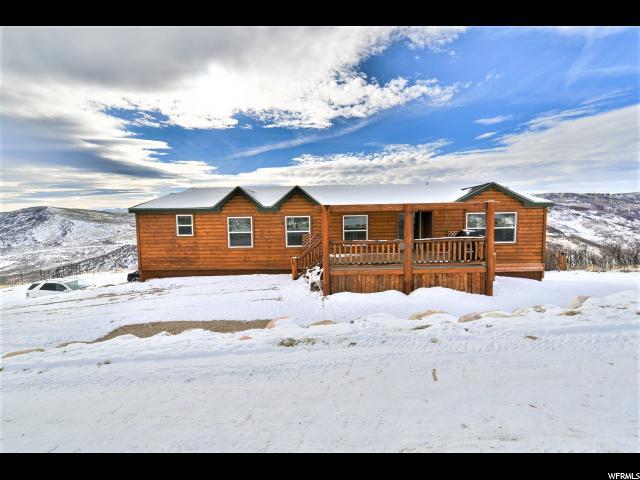 4294 Oakview Dr, Coalville, UT 84017 (MLS #1577540) :: High Country Properties