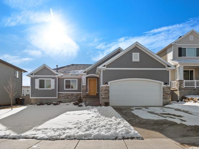 7520 N Evans Ranch Rd E, Eagle Mountain, UT 84005 (#1577613) :: Colemere Realty Associates
