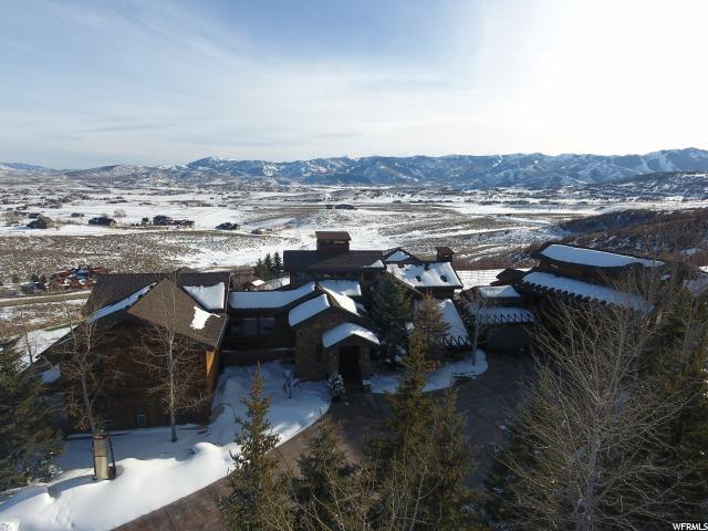 60 Goshawk Ranch Rd, Park City, UT 84098 (MLS #1577654) :: High Country Properties