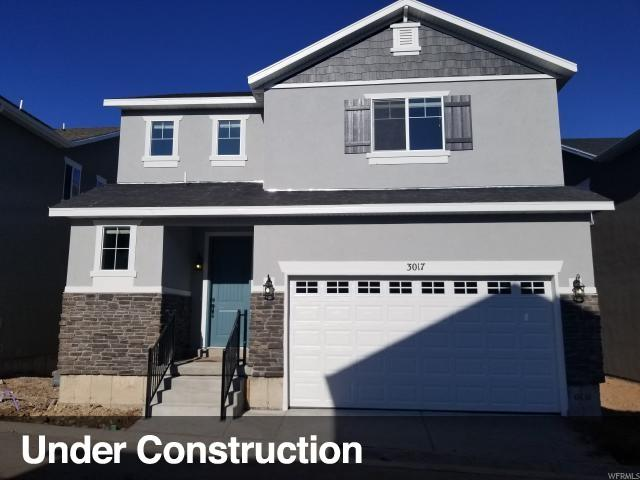 3017 S Red Pine Dr W #2318, Saratoga Springs, UT 84045 (#1577744) :: Colemere Realty Associates