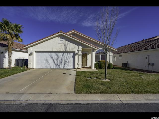 2050 W Canyon Dr #234, St. George, UT 84770 (#1577805) :: Colemere Realty Associates