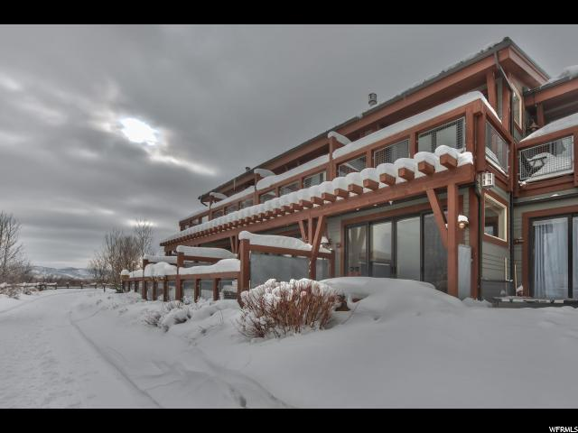 6170 N Park Lane South #27, Park City, UT 84098 (MLS #1577825) :: High Country Properties