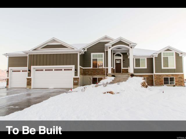 327 E Old Maple Rd S, South Weber, UT 84405 (#1577892) :: Colemere Realty Associates