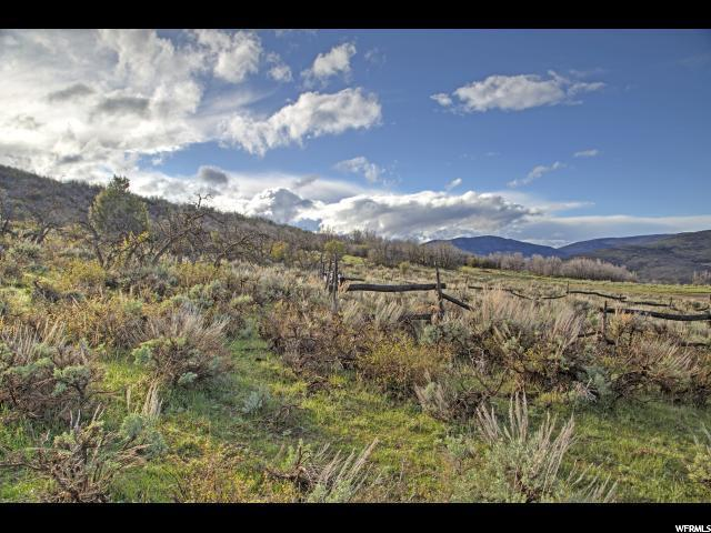 1855 S Beaver Bench Rd, Heber City, UT 84032 (MLS #1577991) :: High Country Properties
