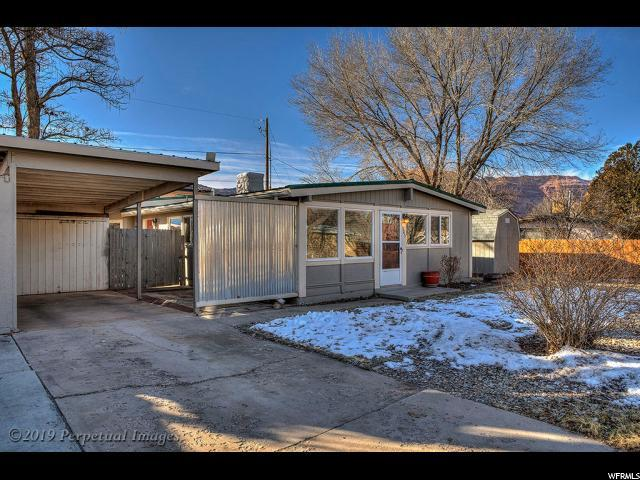 705 Palisade Dr, Moab, UT 84532 (#1578032) :: The Fields Team