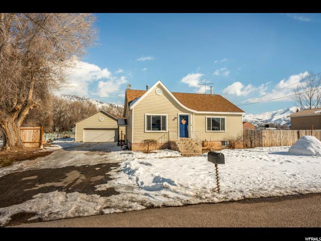 460 N 300 W, Morgan, UT 84050 (#1578084) :: Bustos Real Estate | Keller Williams Utah Realtors