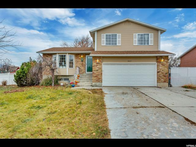 2417 W Everettwood S, Taylorsville, UT 84129 (#1578110) :: Red Sign Team