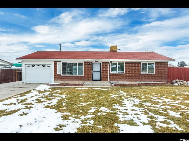 3895 S 3520 W, West Valley City, UT 84119 (#1578364) :: Action Team Realty