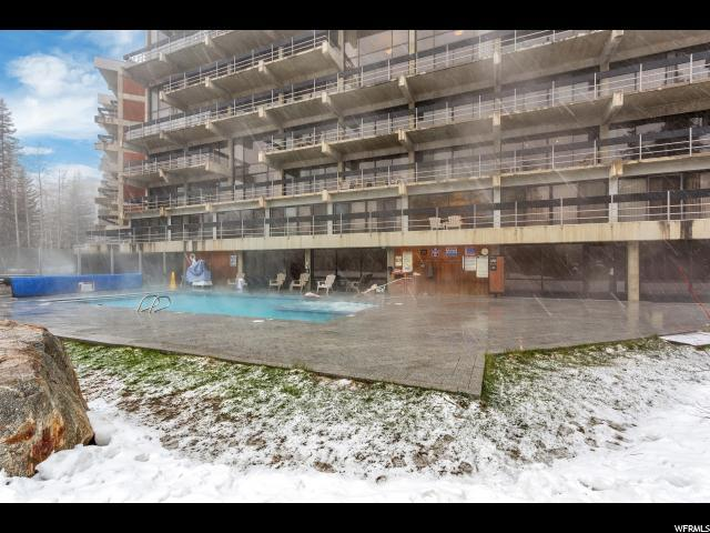 9260 E Lodge Dr S #319320, Snowbird, UT 84092 (#1578446) :: Doxey Real Estate Group
