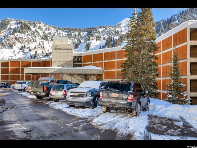 9260 E Lodge Dr S #411412, Snowbird, UT 84092 (#1578453) :: The Fields Team