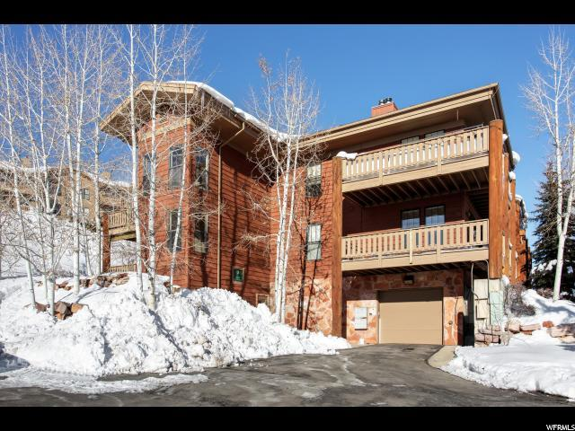 8391 Meadowview Dr P-21, Park City, UT 84098 (MLS #1578518) :: High Country Properties