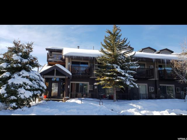 2255 Sidwinder Dr #635, Park City, UT 84060 (#1578653) :: Colemere Realty Associates