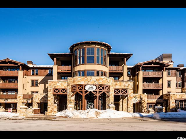 7815 Royal St A-410, Deer Valley, UT 84060 (#1578742) :: Big Key Real Estate