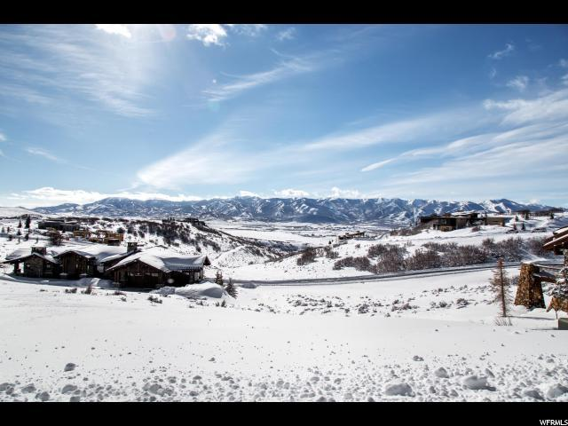 8883 N Mountain Crest Rd, Park City, UT 84098 (MLS #1578751) :: High Country Properties