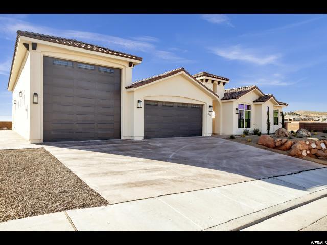 881 W Sunset Mesa Dr, Washington, UT 84780 (#1578776) :: Bustos Real Estate | Keller Williams Utah Realtors