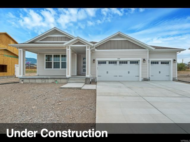 6526 N Flat Top Dr #317, Stansbury Park, UT 84074 (#1578800) :: Colemere Realty Associates