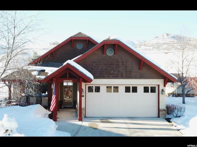 1309 N Montreux Ct, Midway, UT 84049 (MLS #1578802) :: High Country Properties