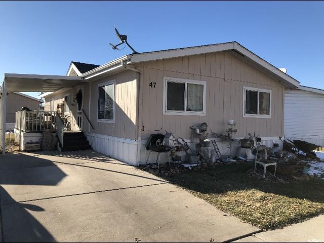 1025 N 300 W #47, Springville, UT 84663 (#1578873) :: Colemere Realty Associates