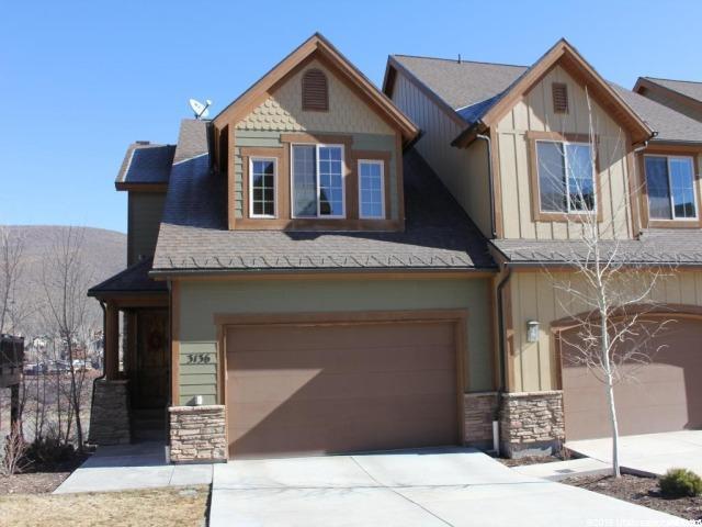 3136 W Lower Saddleback Rd N, Park City, UT 84098 (#1578960) :: Big Key Real Estate