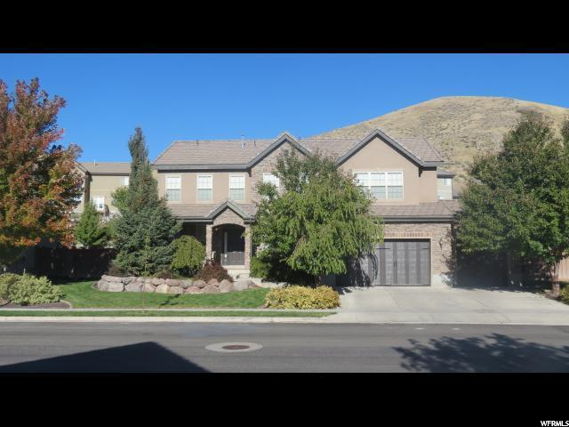 1998 W Whisper Wood Dr, Lehi, UT 84043 (#1578989) :: Colemere Realty Associates