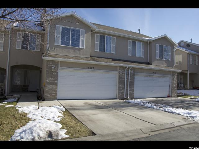 4639 S Valley Haven Ct, West Valley City, UT 84120 (#1578997) :: Red Sign Team