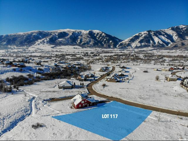 4558 N 4175 E LOT 117, Eden, UT 84310 (#1579100) :: Bustos Real Estate | Keller Williams Utah Realtors