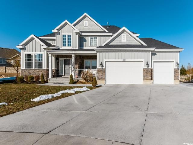 11023 S Olive Point Ct W, South Jordan, UT 84095 (#1579114) :: The Fields Team