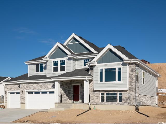 4318 N Crest Ridge Rd E #67, Lehi, UT 84043 (#1579150) :: Bustos Real Estate | Keller Williams Utah Realtors