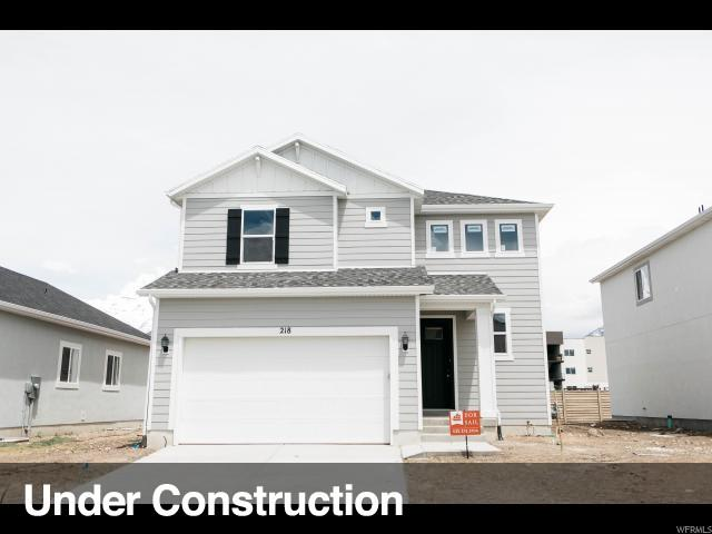 218 N 590 E 85 BP, Vineyard, UT 84059 (#1579152) :: Keller Williams Legacy