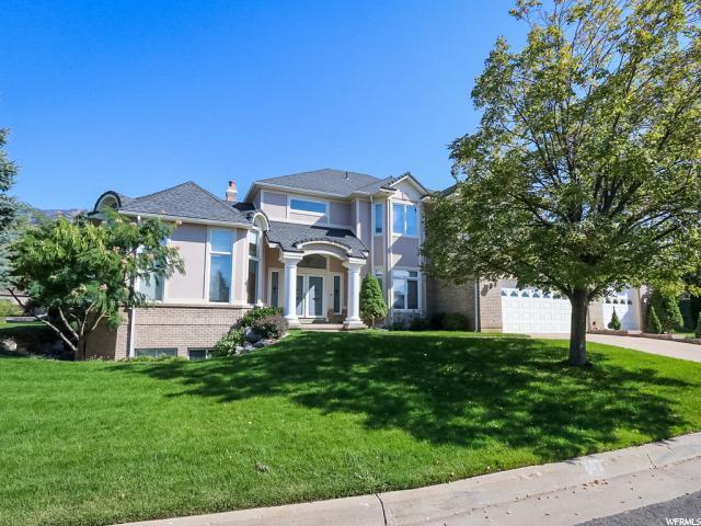 1657 E Rutherford Ridge Rd, Ogden, UT 84403 (#1579304) :: goBE Realty