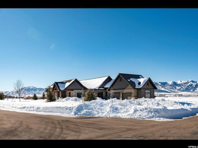 6889 Mineral Loop #26, Snyderville, UT 84098 (MLS #1579370) :: High Country Properties