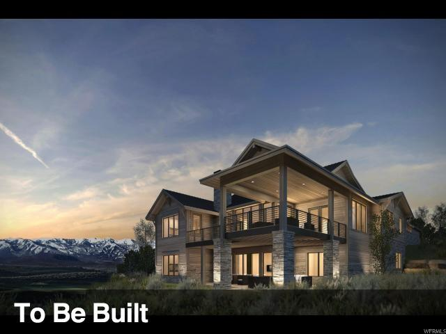 6967 Golden Bear Loop, Park City, UT 84098 (#1579400) :: Action Team Realty